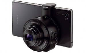Sony QX10 lens in quick visual review