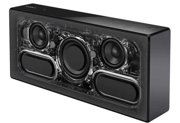 Sony SRSX7 personal audio speaker