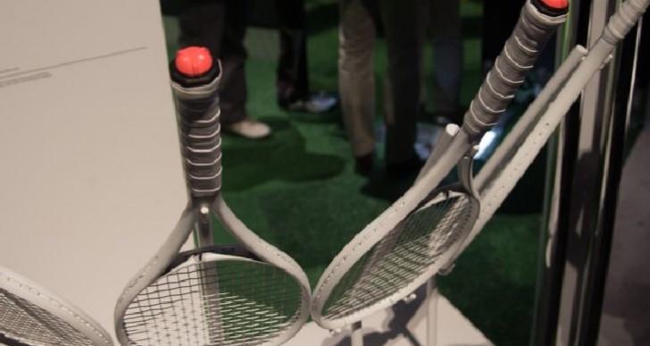 Sony announce Tennis sensor release, smart analysis