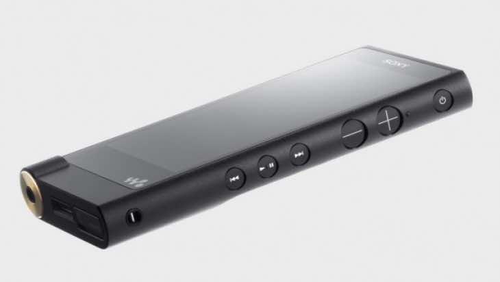 Sony Walkman NW-ZX2 price