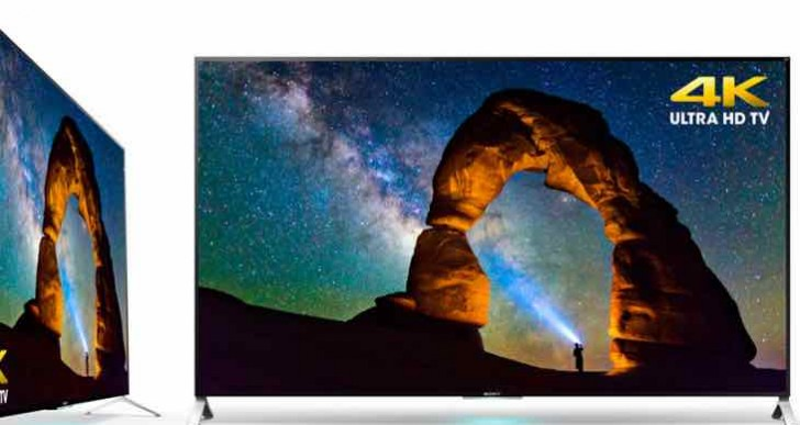 Sony X900C TV price confirmed, as is X910C