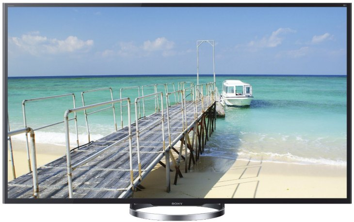 Sony XBR55X850A 4K Ultra HD with TRILUMINOS Display technology