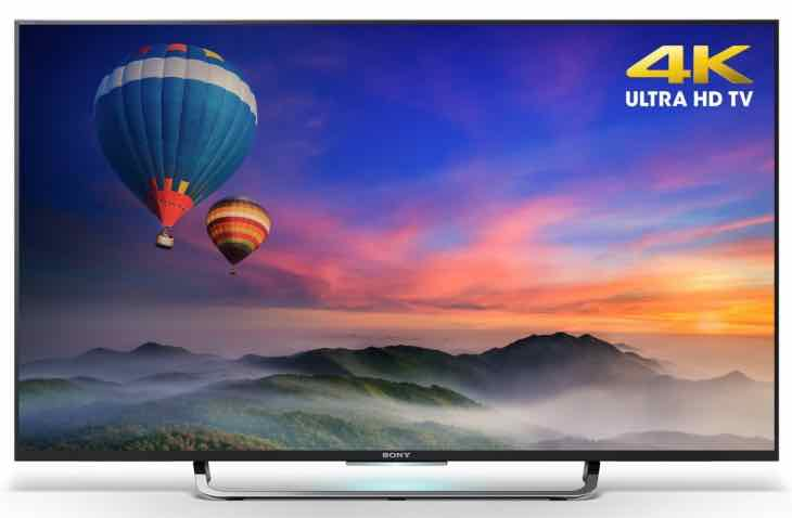 Sony XBR55X900C 4K UHD TV price