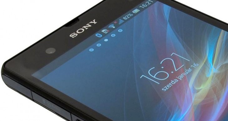 Sony Xperia Z successor to release with Key Lime Pie