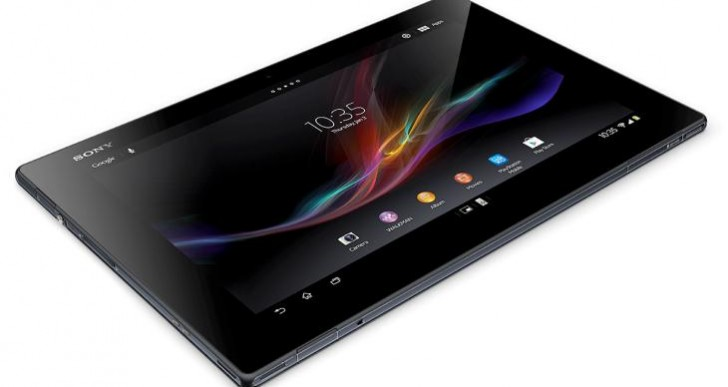 Possible Sony Xperia Z tablet US release date confirmation