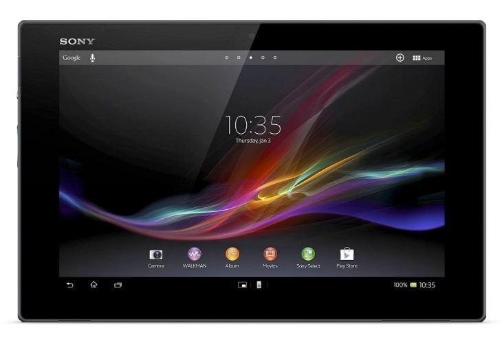 Sony Xperia Z tablet