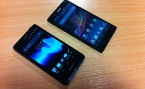Sony Xperia Z vs Xperia T, review details evolution