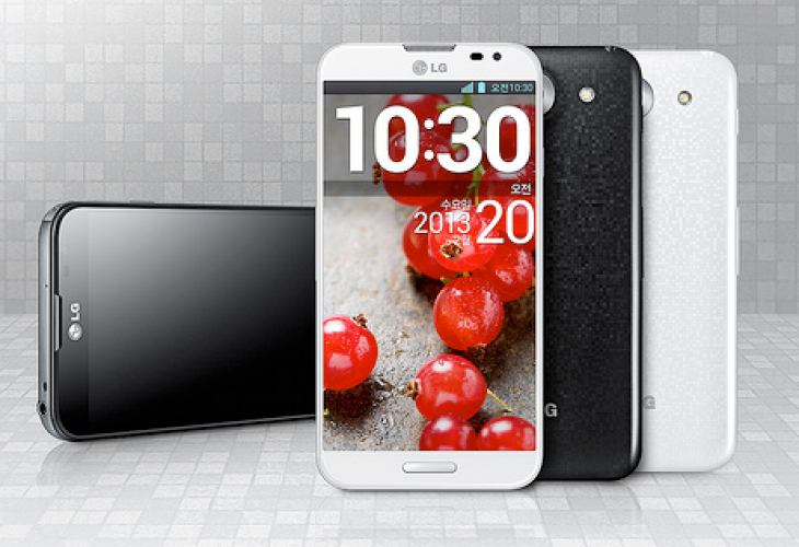 Sony Xperia Z vs. Optimus G Pro video evaluation