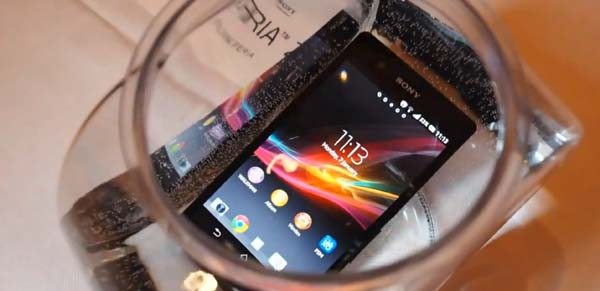 Sony-Xperia-Z-water-protection