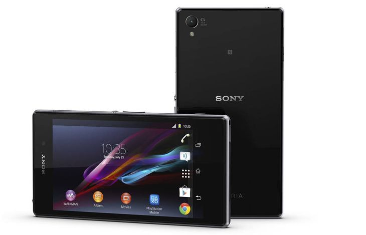 Sony Xperia Z1 features from camera and TV tech