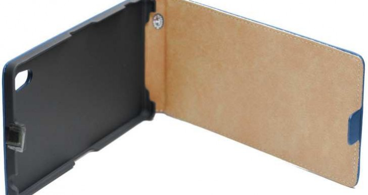 Sony Xperia Z3 Compact Flip Case, Frost Cover desired