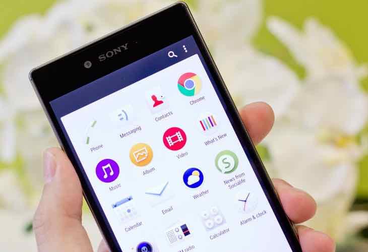 Sony Xperia Z5 Premium at Giffgaff