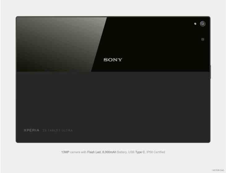 Sony Xperia Z5 Z6 tablet release date