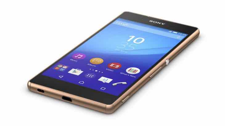Sony Xperia Z5 release in September