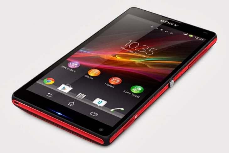 Sony Xperia Z6 hardware