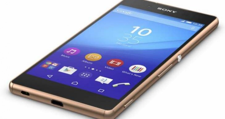 Sony Xperia Z6 processor claims are false
