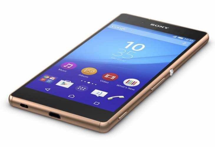 Sony Xperia Z6 processor
