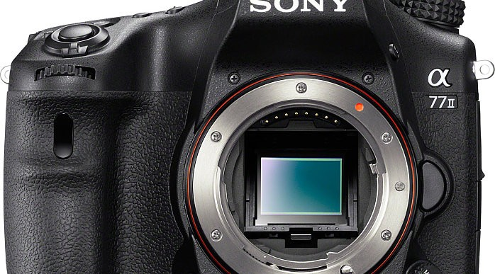 Sony a77 II videos lessen review deficiency