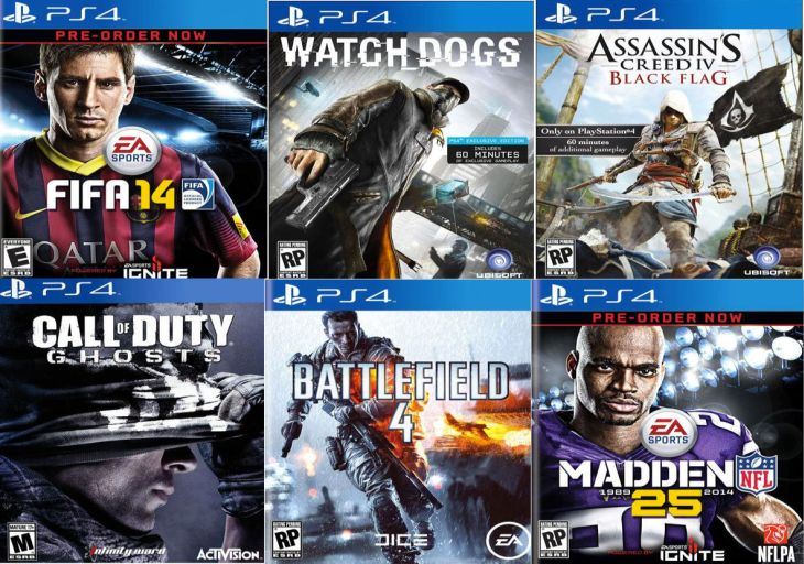 Sony game revenue rockets with PS4 games