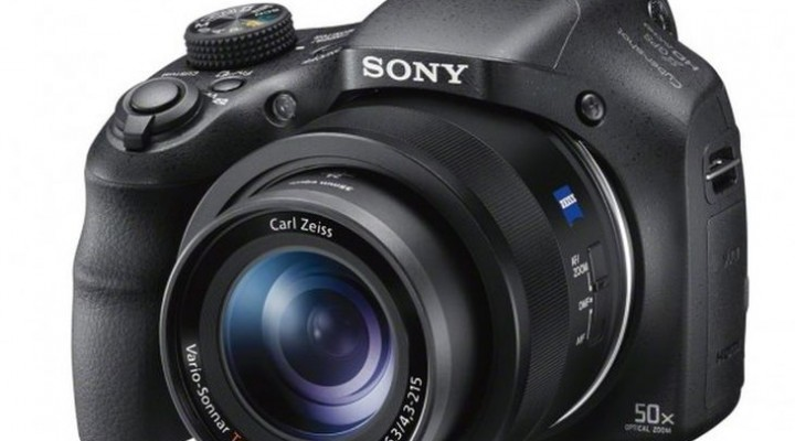 Sony launch W800, WX350, H300, and HX400V cameras