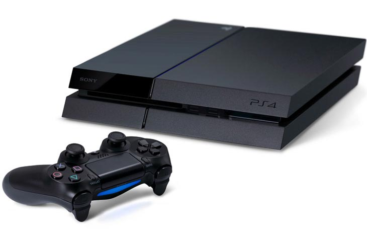 Sony-ps4-controller-and-console