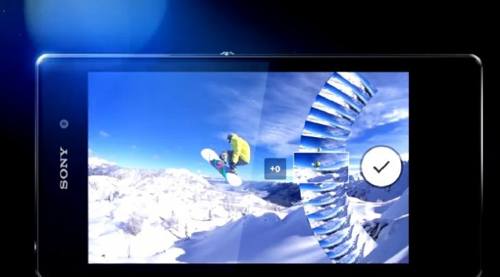 Sony release Timeshift Burst app from Xperia Z1 to Play Store