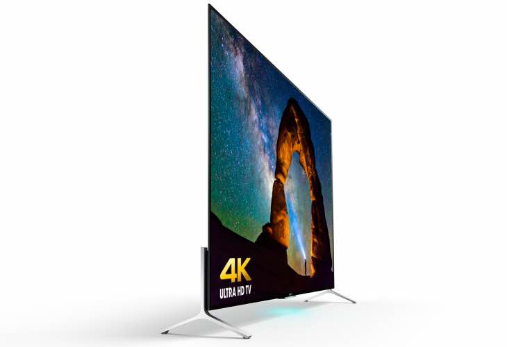 Sony's new 2015 4K TV lineup pricing