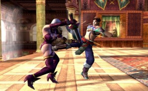 SoulCalibur 2 HD Online remake at TGS 2013