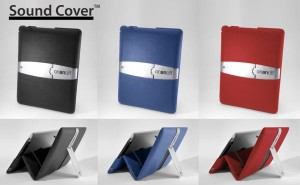 Sound Cover improves iPad sound by 300 percent