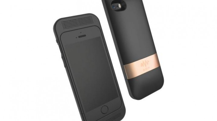 SoundFocus iPhone 6 case upgrades battery and sound