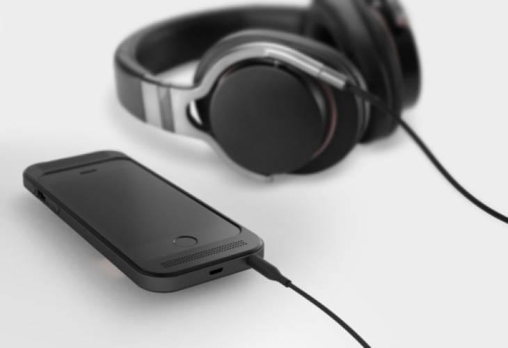 SoundFocus iPhone 6 case