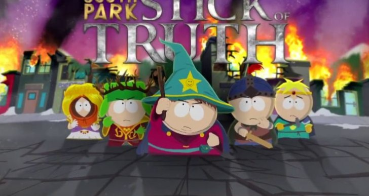 South Park: The Stick of Truth censor screen leaks prior to release