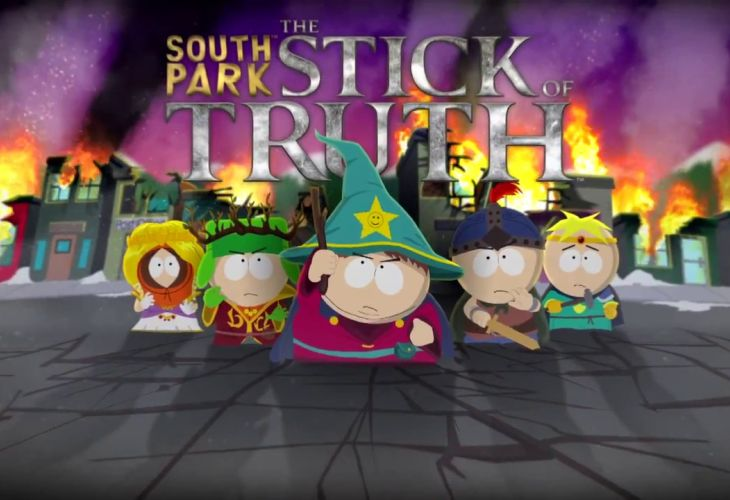 South Park The Stick of Truth censor screen leaks prior to release