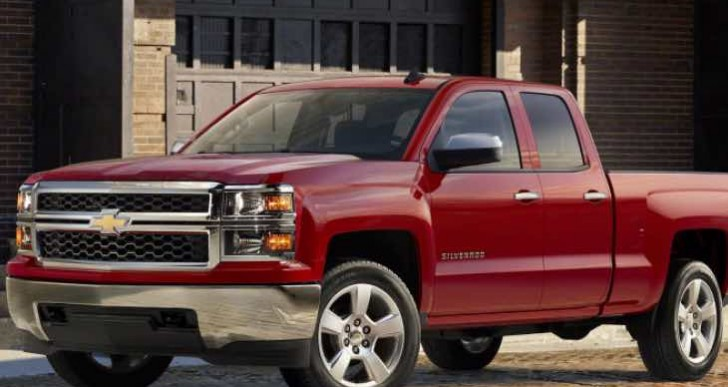 Special Edition trucks at 2015 Chicago Auto Show
