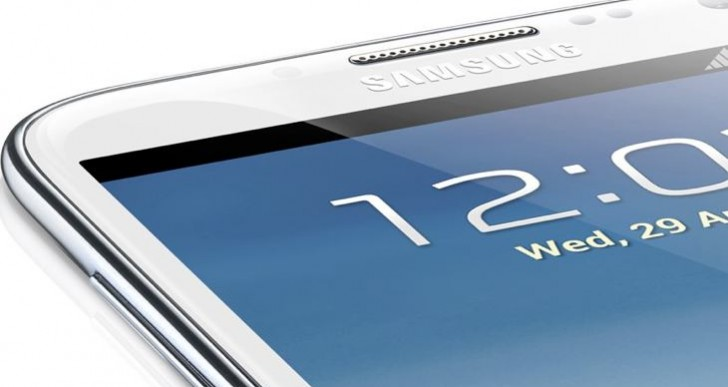 Speculative Galaxy Note 3 proof, possibly pre-iPhone 5S announcement