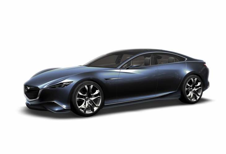 Speculative Mazda RX-7 release five years from 2015