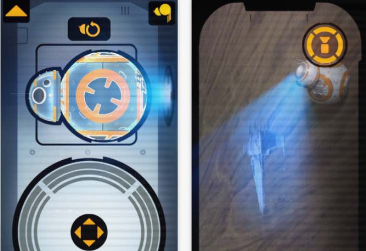 Sphere BB-8 app update