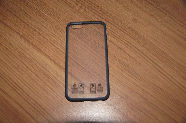 Spigen Ultra Hybrid iPhone 6 Bumper case 2