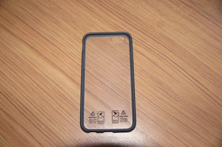 Spigen Ultra Hybrid iPhone 6 Bumper case 3