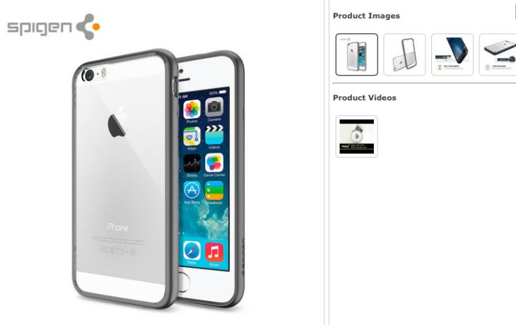 Spigen Ultra Hybrid iPhone 6 Bumper case-  hands-on review