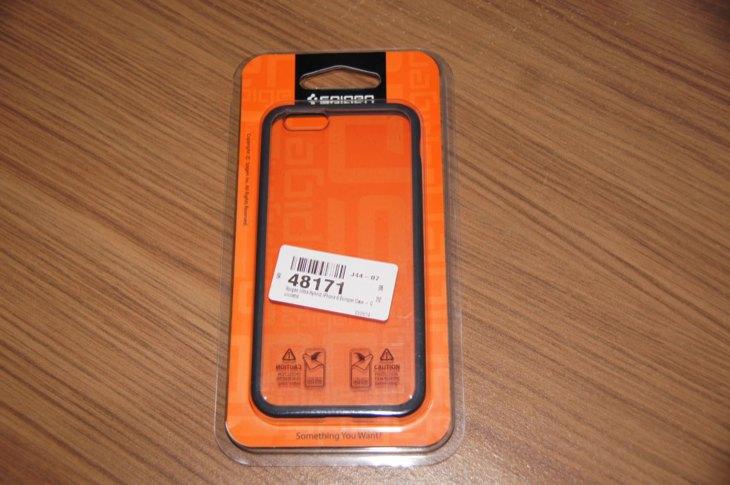 Spigen Ultra Hybrid iPhone 6 Bumper case