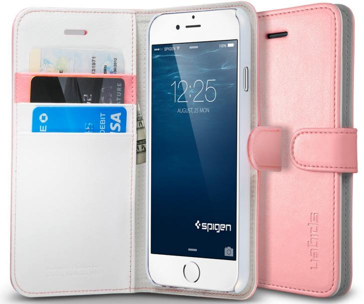 Spigen iPhone 6 case wallet