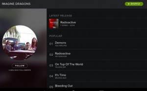 Spotify Android update prompts uninstall due to hack