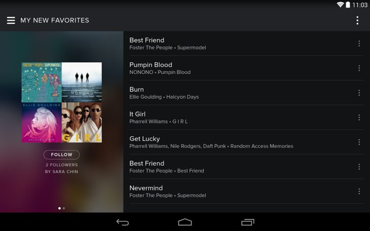Spotify Android update prompts uninstall