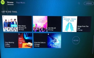 Spotify Xbox One release date jealousy over PS4 exclusivity