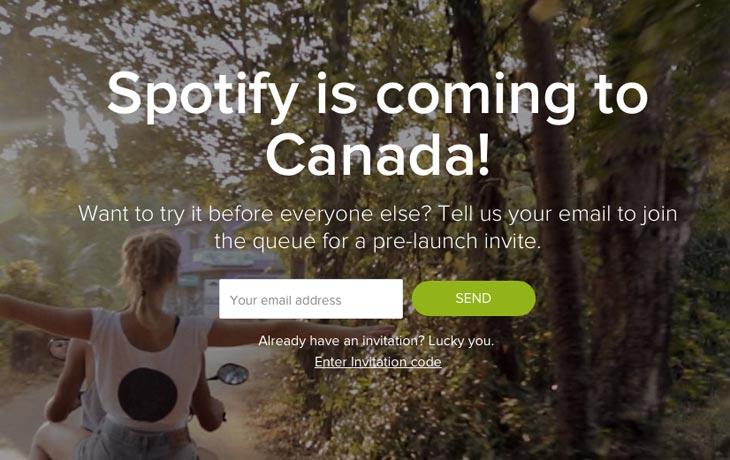 Spotify-code-Canada