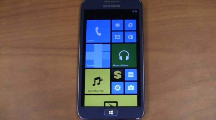 Sprint's Samsung ATIV S Neo unboxed