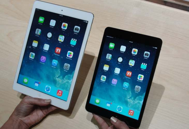 Sprint's iPad Air 2, mini 3 lease plans