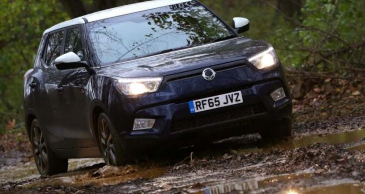 SsangYong Tivoli EX 4×4 and ELX AWD price range