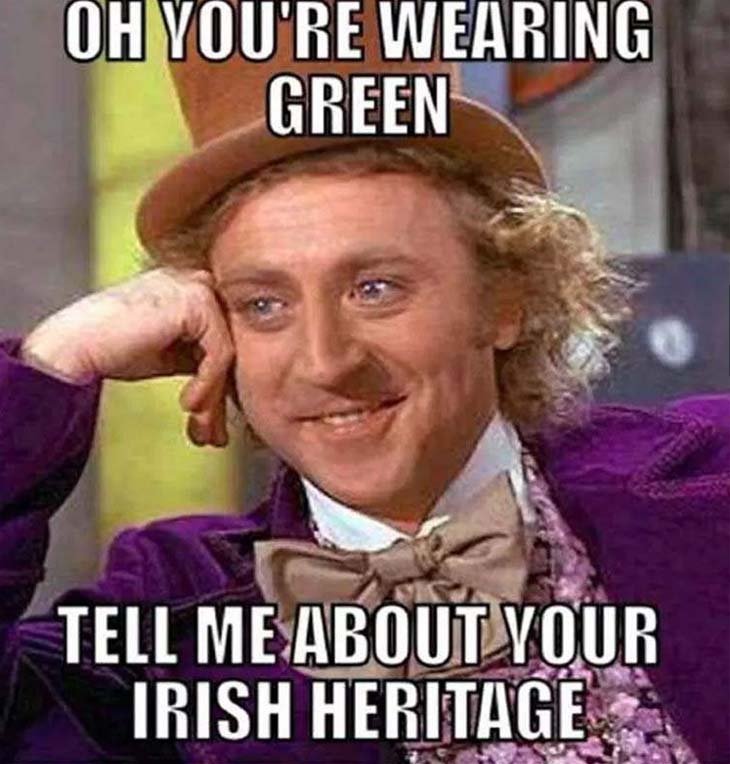 Funny Memes For St Patricks Day : St patrick s day funny meme going viral today product